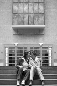 Marieke en Moniek 18 mei